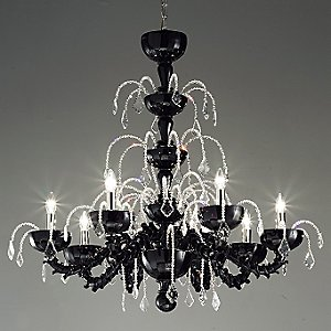 Couture L8 Chandelier by Gallery Vetri d