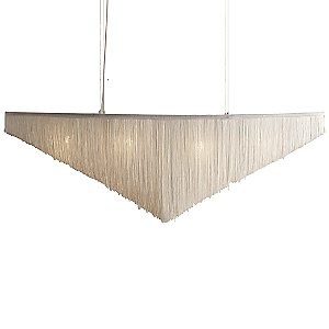 Shui Linear Chandelier by Tech Lighting