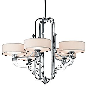 Point Claire Chandelier by Kichler