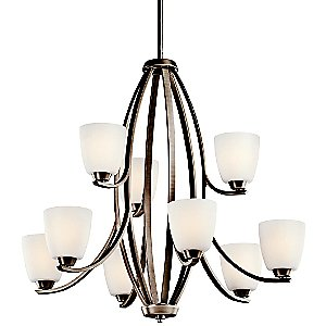 Granby 2-Tier Chandelier by Kichler