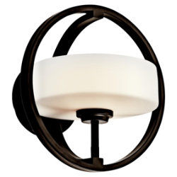 Olsay Wall Sconce by Kichler