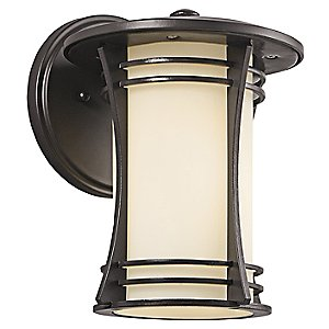 Courtney Point Outdoor Wall Sconce by Kichler