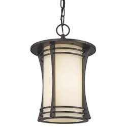 Courtney Point Outdoor Mini Pendant by Kichler