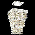 Martellato 3-Tier Chandelier by Eurofase