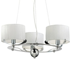 Quinn Chandelier by Eurofase