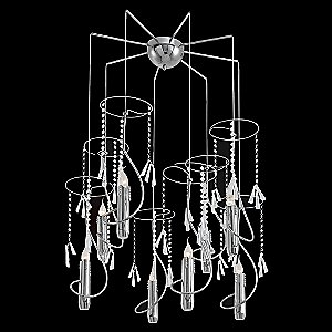 Valiance Chandelier by Eurofase