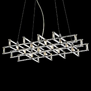 Vex Chandelier by Eurofase