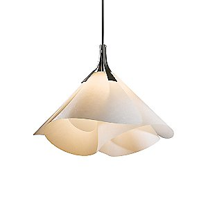 Mobius Short Adjustable Pendant by Hubbardton Forge