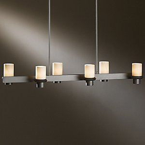 Staccato Linear Suspension by Hubbardton Forge