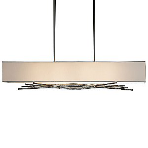Brindille Adjustable Linear Suspension by Hubbardton Forge