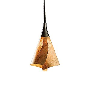 Mobius Adjustable Pendant with Shade by Hubbardton Forge