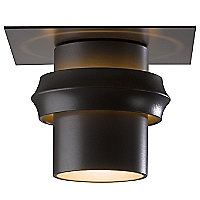 Twilight Outdoor Flushmount by Hubbardton Forge