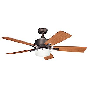 Leeds Ceiling Fan by Kichler