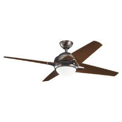 Rivetta Ceiling Fan by Kichler