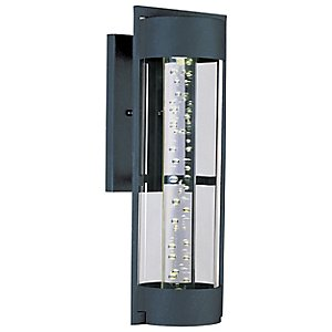 New Age LED Outdoor Wall Sconce by Maxim