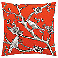 Vintage Blossom Pillow by DwellStudio