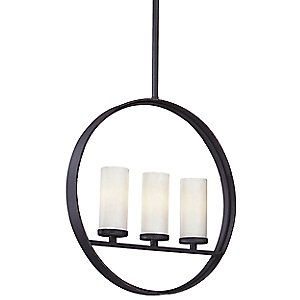 Eclipse Circular Pendant by Troy Lighting
