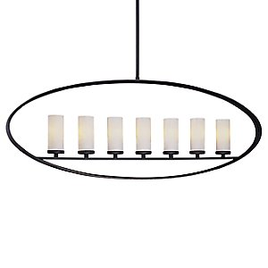 Eclipse Linear Suspension by Troy Lighting
