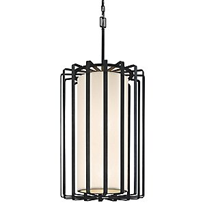 Drum Foyer Pendant by Troy Lighting