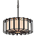 Drum Pendant by Troy Lighting
