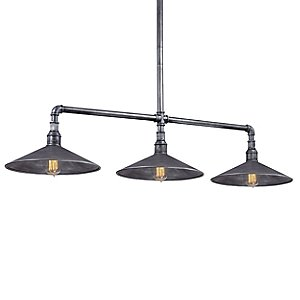 Toledo Linear Suspension by Troy Lighting