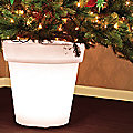 Stella Illuminated Christmas Tree Pot by Twist Lighting