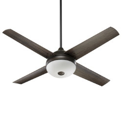 Orbit Outdoor Ceiling Fan by Quorum
