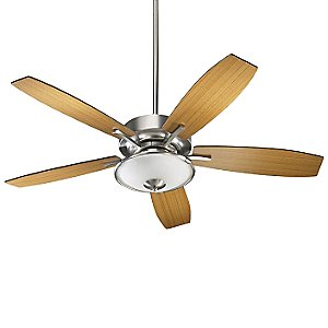 Soho Ceiling Fan with Light Kit by Quorum