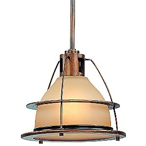 Bristol Bay Pendant by Troy Lighting