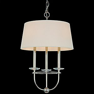 Porter Drum Chandelier by Troy Lighting