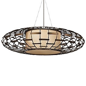Entourage 789240ST Suspension by Fine Art Lamps
