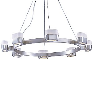 Ellipse Chandelier by ET2