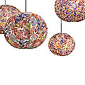 Bubble Lamp by Missoni Home