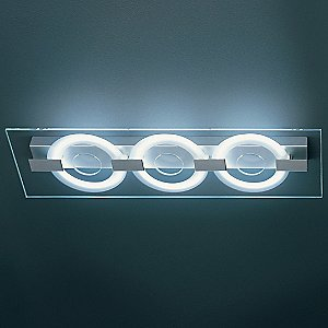 0 Sound Multilight WallCeiling Light by ITRE
