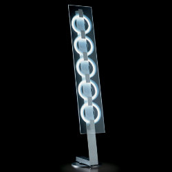 0 Sound Floor Lamp by ITRE