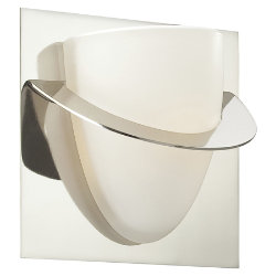 Pocket Wall Sconce by George Kovacs