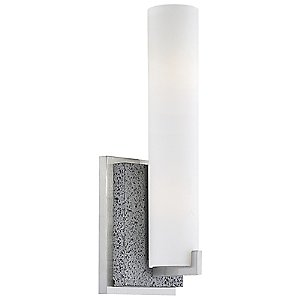 Lava Tube 2-Light Wall Sconce by George Kovacs