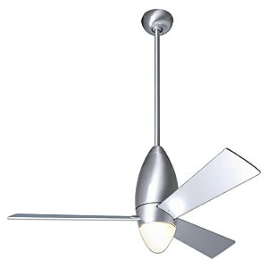 DC Slim Ceiling Fan by Modern Fan Company
