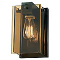 Bronze Age Wall Sconce by Sonneman