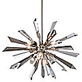 Inertia Pendant by Corbett Lighting