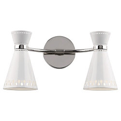 Havana Double Wall Sconce by Jonathan Adler