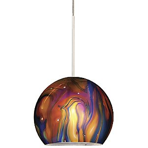Mistica Mini Pendant by WAC Lighting
