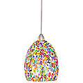 Fiore Mini Pendant by WAC Lighting