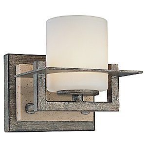 Compositions Wall Sconce 6461-273 by Minka-Lavery