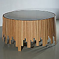 Clinker Coffee Table by Innermost