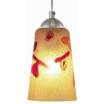 Carnevale Kandinsky Gold Pendant