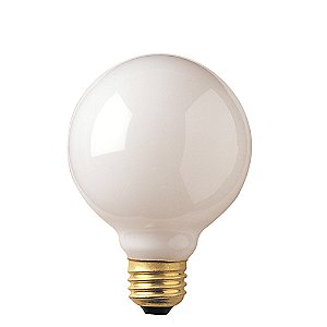 Globe Light Bulb by Bulbrite