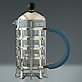 Michael Graves Press Coffee Maker by Alessi