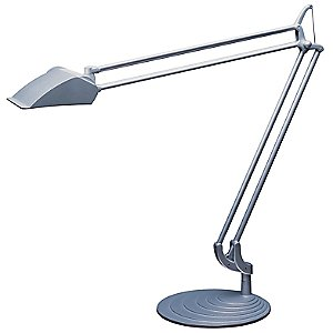 Diffrient Double-Arm Task Lamp by Humanscale