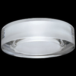 Faretti Lei Recessed Light by Fabbian